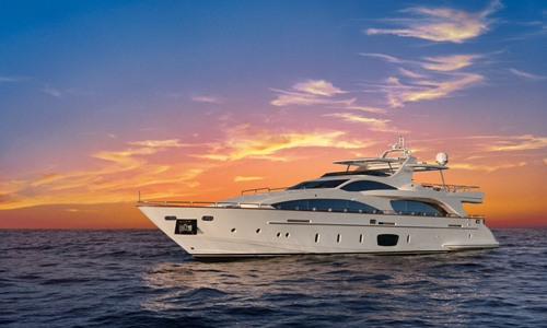 (Nov 4th-7th, Xiamen, China) Azimut Yachts, represented by the local dealer ...
